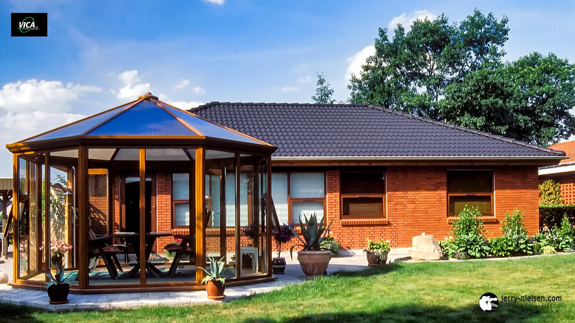 VICA Brown Pavilion