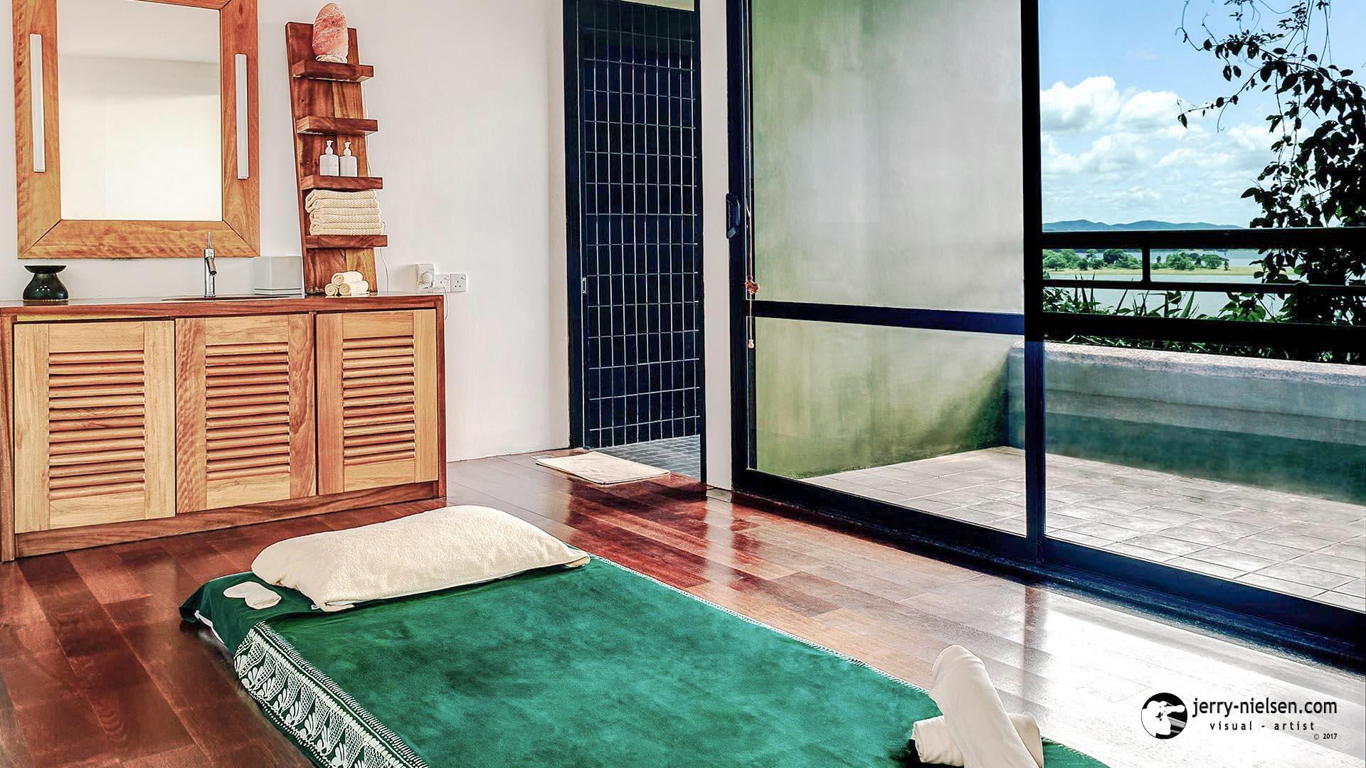 Kandalama Hotel, Massage Parlour