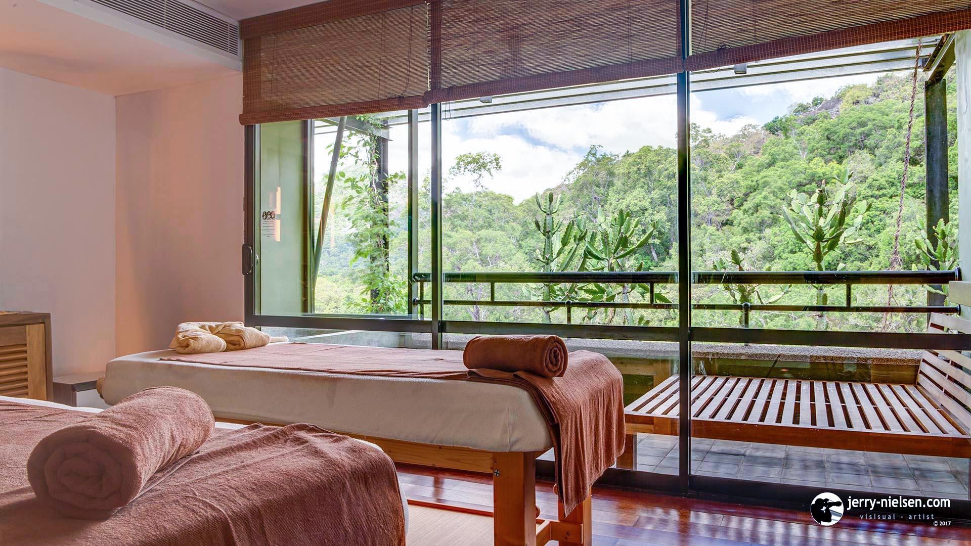 Kandalama Hotel, other massage rooms