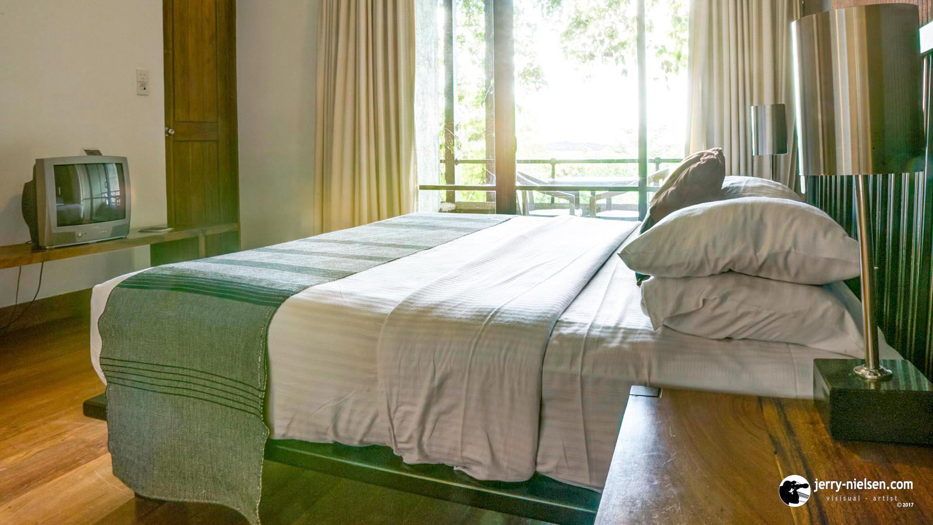 Kandalama Hotel, Room.