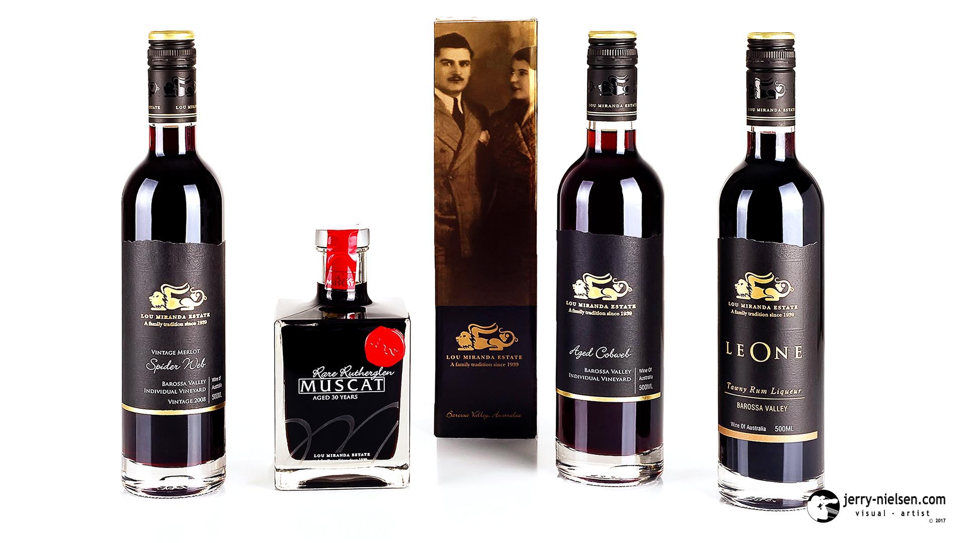 Lou Miranda Estate, Liqueur Products