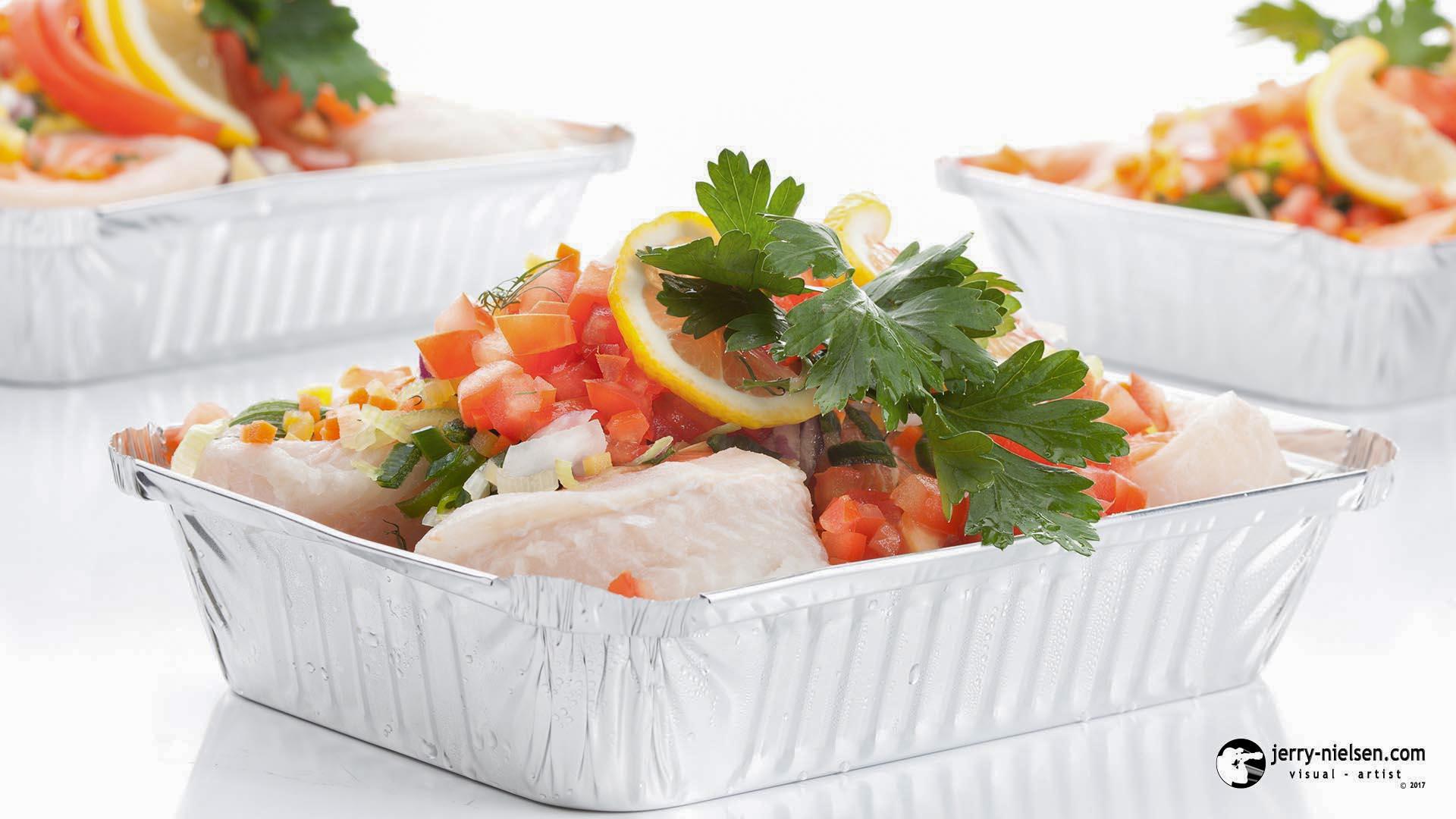 Prepared Fish Dinner