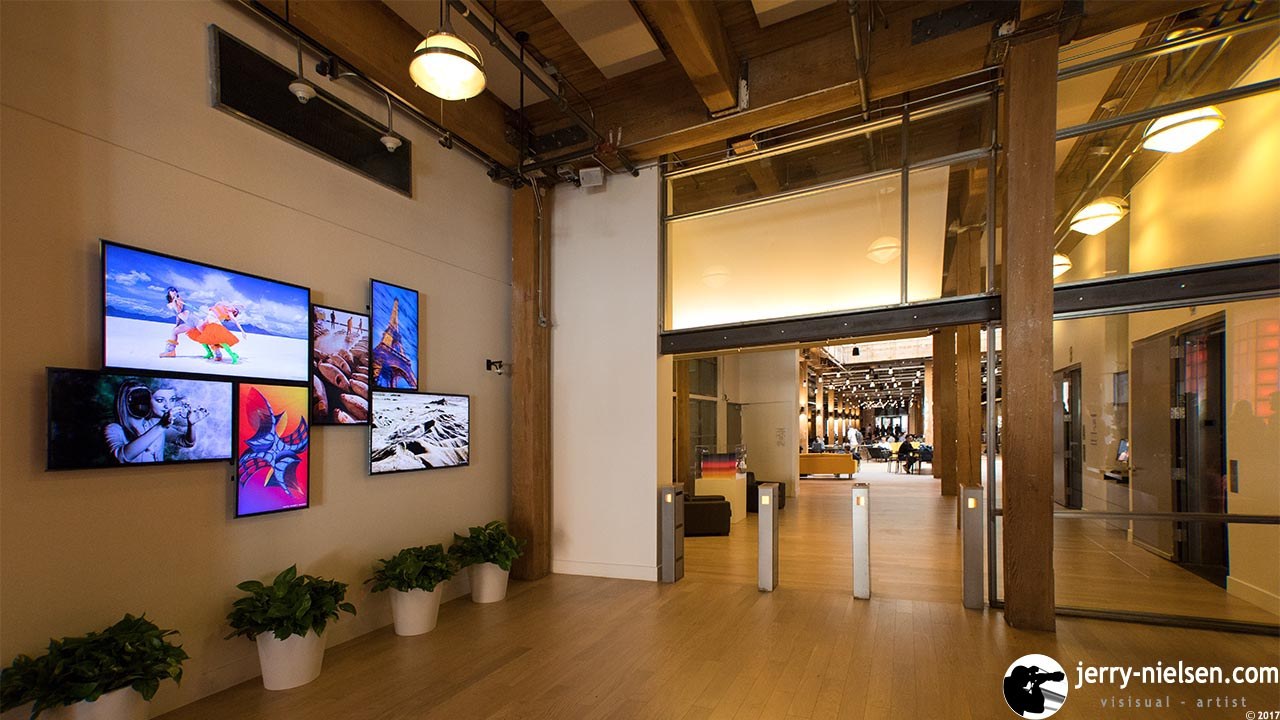Adobe Reception 2, San Francisco
