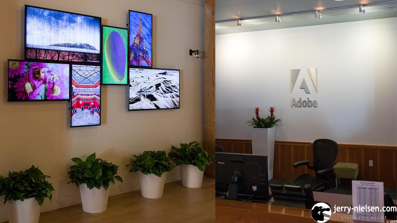 Adobe Reception 4, San Francisco