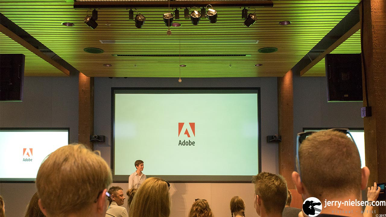 Adobe lecture 1, San Francisco