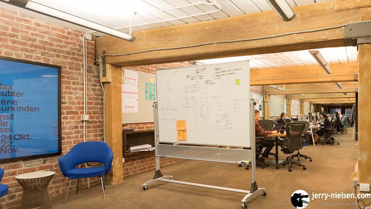 Part of Method´s working area