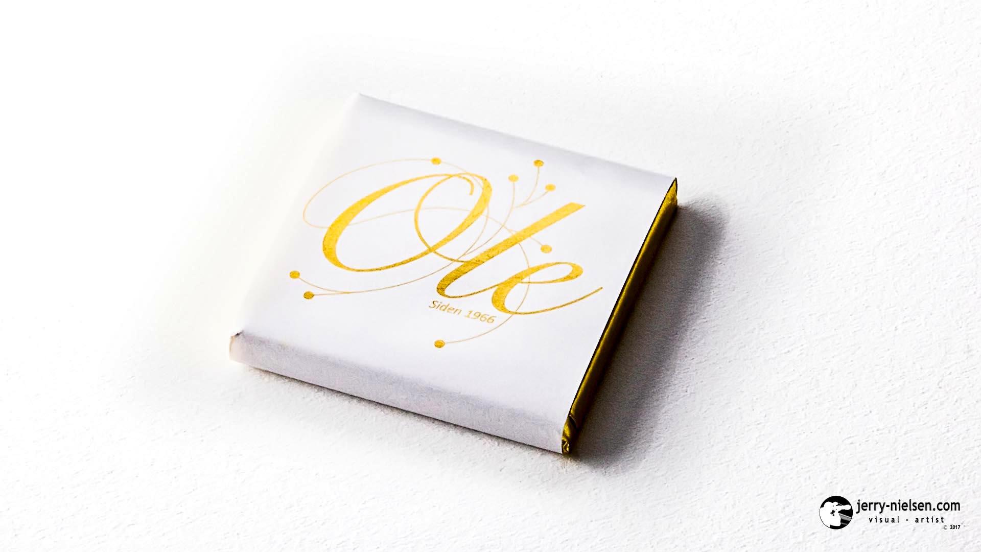 Ole Chokolade Small Chocolate Bar